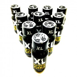 XL Extreme Gold 25ml x 10
