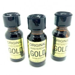 Amsterdam Gold 25ml x 3