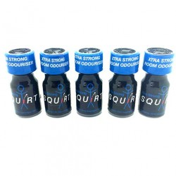 Squirt Poppers x 5 -  poppers shop by UK Poppers online