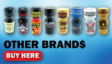 Cheap poppers online our brands